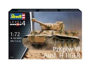 PzKpfw VI Tiger Ausf. H