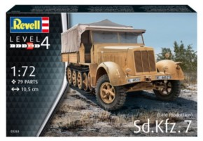 Sd.Kfz.7 late production