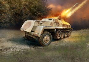 15 cm Panzerwerfer 42 aus sWS, Neuheit 03/18