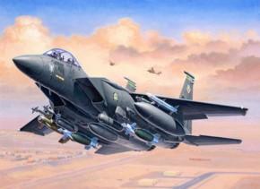 F-15 Strike Eagle & Bombs