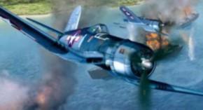 Vought Corsair FG-4U-1D Corsair