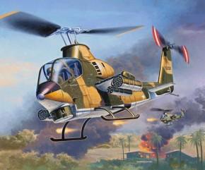 Bell AH-1G Cobra, Neuheit 03/17