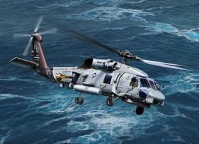 SH-60 Navy Helicopter, Neuheit 04/17