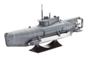 U-Boot Type XXVII B Seehund, Einzelstück