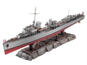 dt. Zerstörer Type 1936, Einzelstück