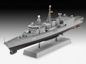 dt. Fregatte Class F122, Einzelstück