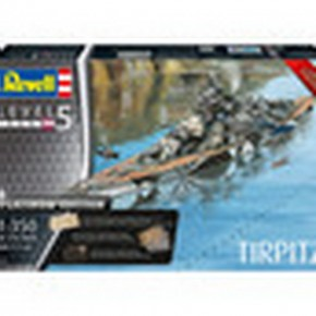 Tirpitz Platinum Edition, limitiert, Neuheit 03/18