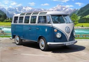 VW Typ 2 T1 Samba Bus