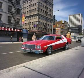76 Ford Torino, Neuheit 05/17