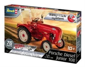 Porsche Junior 108, Neuheit 10/17