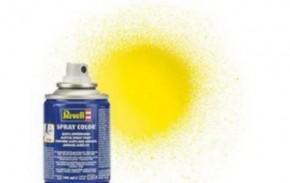 Spray Color, gelb, glänzend, 100 ml