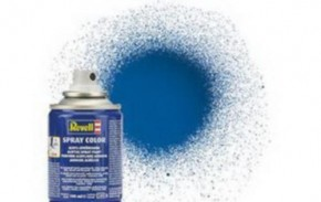 Spray Color, blau, glänzend, 100 ml