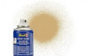 Spray Color, gold, metallic, 100 ml