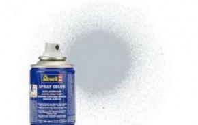 Spray Color, aluminium, metallic, 100 ml