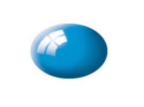 Aqua Color, lichtblau, glänzend, 18 ml