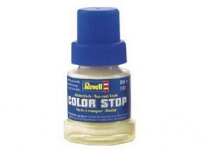 Color Stop, Abdecklack