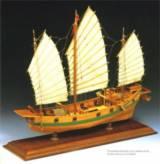 Chinesische Dschunke, Piratenschiff, 40cm lang