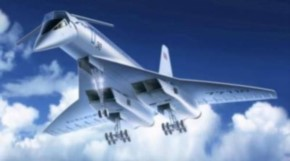 Tu-144 soviet. schwerer Bomber
