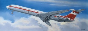 Illyushin 62M dt. Passagierflugzeug