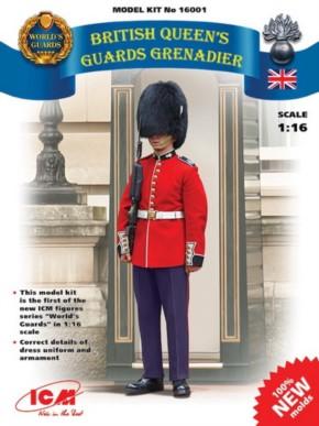 Queen Guards Grenadier