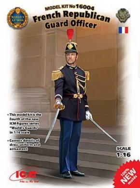 franz. republikanischer Offizier