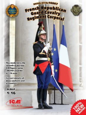 franz. Rep. Guard Cavalry Regiment Corporal, Neuheit 12/17