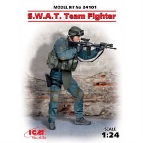 S.W.A.T. Team Fighter, Neuheit 12/17