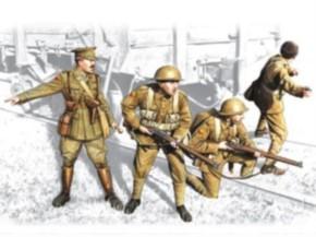 1917/1918 British Infantry