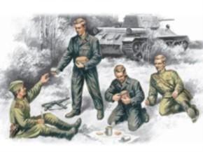 Soviet Tank Crew 1943-1945