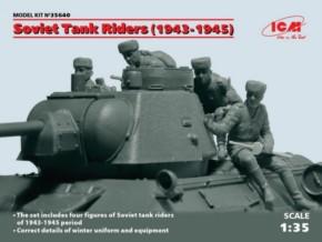 sov. Tank Riders 1943-45