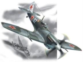 Spitfire LF.IXE WWII Soviet Air Force