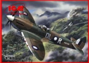 Spitfire Mk.VIII British Fighter