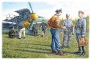 dt. Luftwaffe Piloten und Bodenpersonal 1939/1945
