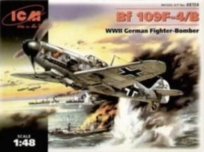 Me Bf 109F-4/B