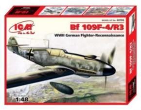 Me Bf 109F-4/R6 Jagdaufklärer