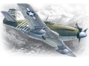 Mustang P-51 A