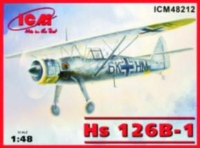 Hs 126 B-1 Aufklärer
