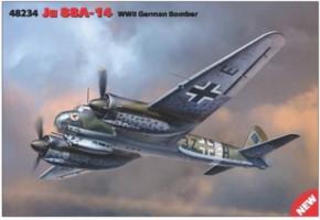 Ju 88A-14, Neuheit 09/16