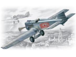 I-1 (IL-400b) Erster russischer Eindecker