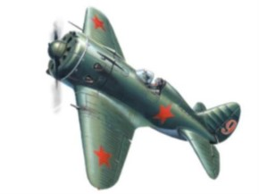 I-16 Type 18 WWII Soviet Fighter