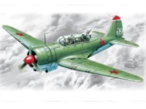 Su-2, WWII Soviet Light Bomber