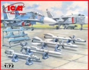 sov. Air-to Air Aircraft Armament