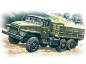 URAL-4320 Army Truck