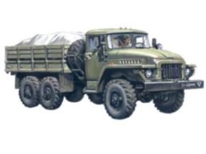 URAL-375D Army Truck