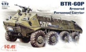 BTR-60P Armoured Personal Carrier