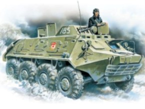 BTR-60 PB Armoured Personal Carrier