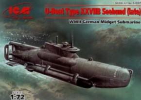 U-Boot Type XXVIIB Seehund spät