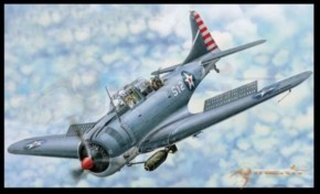 SBD-3/4 Dauntless