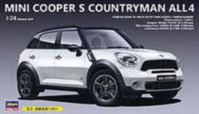 BMW Mini Cooper Countryman, Einzelstück
