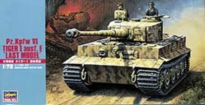 PzKpfw VI Tiger I (Last Version)